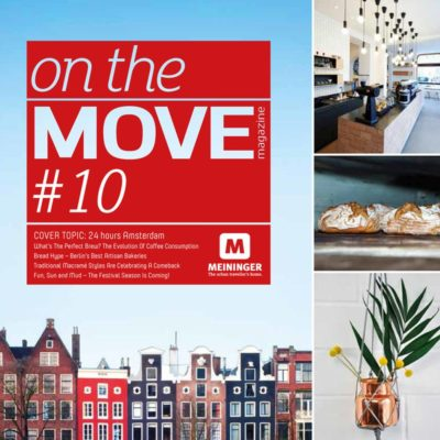 Artikel im MEININGER On The Move Magazine #10