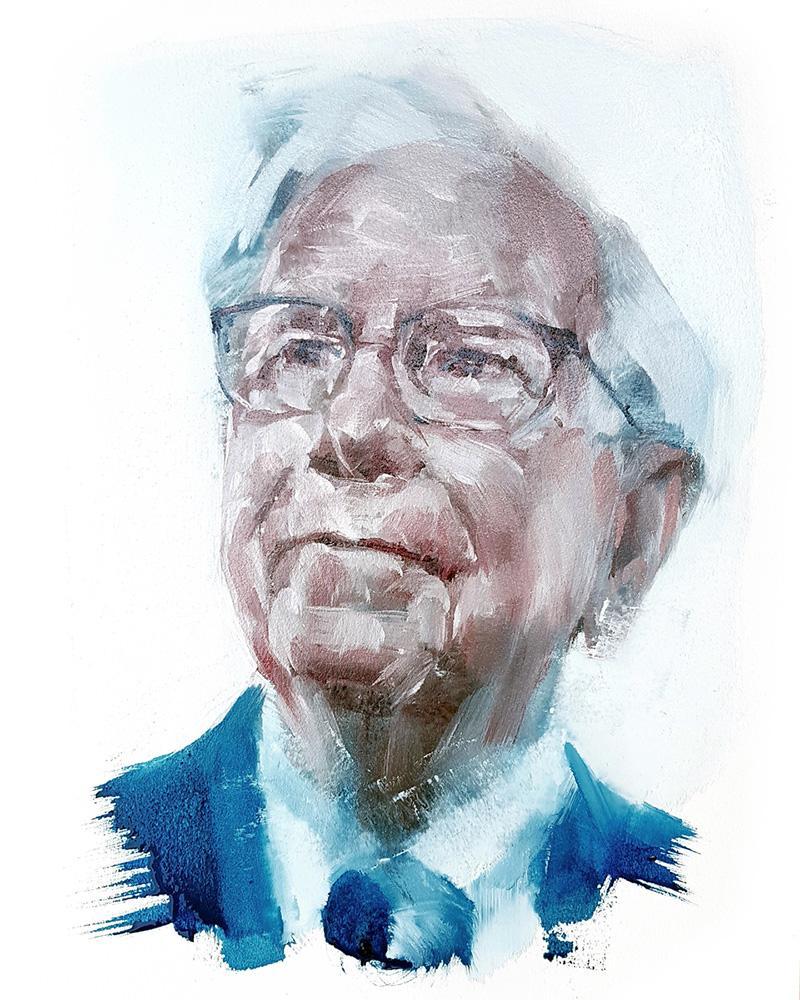Warren Buffet, 2017
