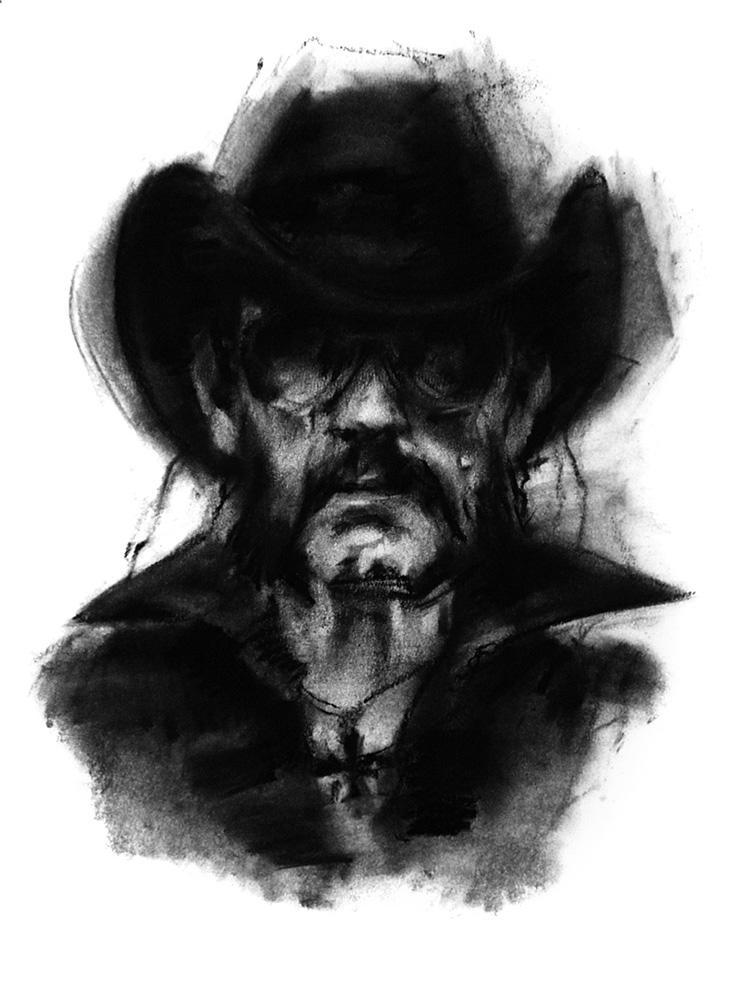 Abbildung Lemmy Kilmister