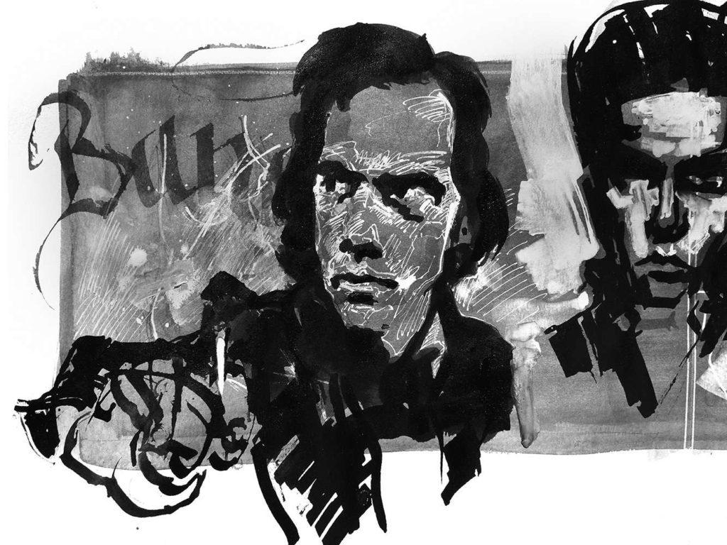 Abbildung Nick Cave 2013